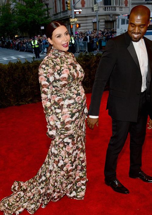 Met ball Kim & Kanye