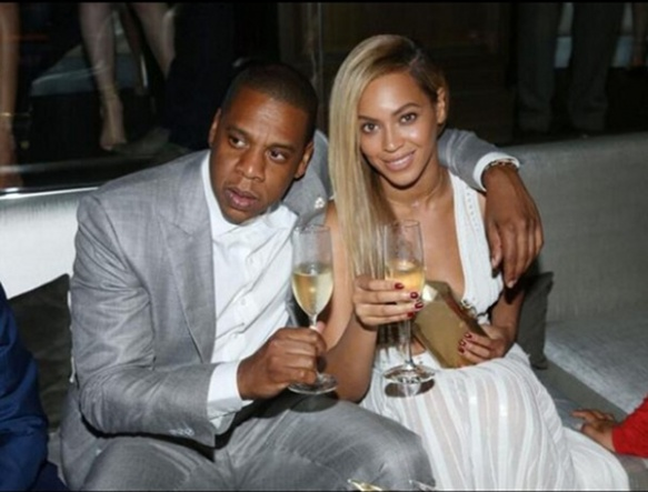 jayz + Beyonce 40:40