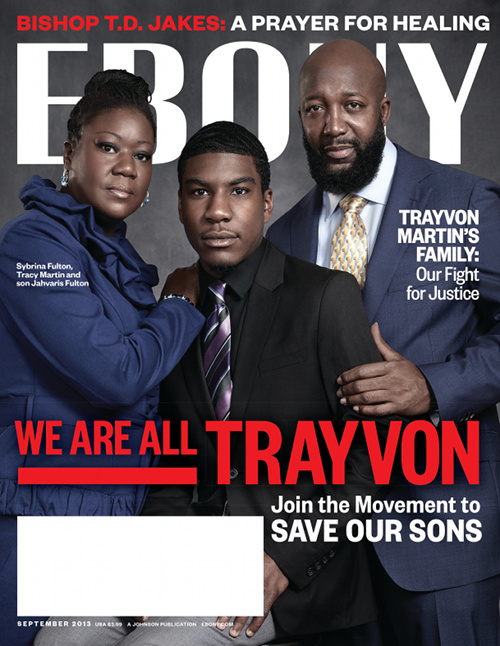 Ebony_Travion Martin_Family