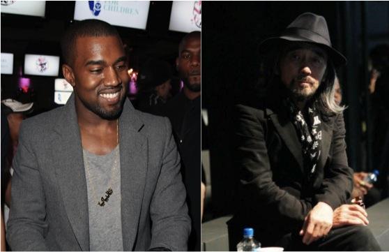 Kanye West_Adidas_Yohji Yahmamoto