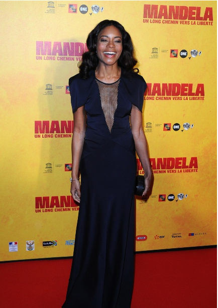 Naomi Harris à l'avant-première Mandela à l'Unesco_Ladympeee.com