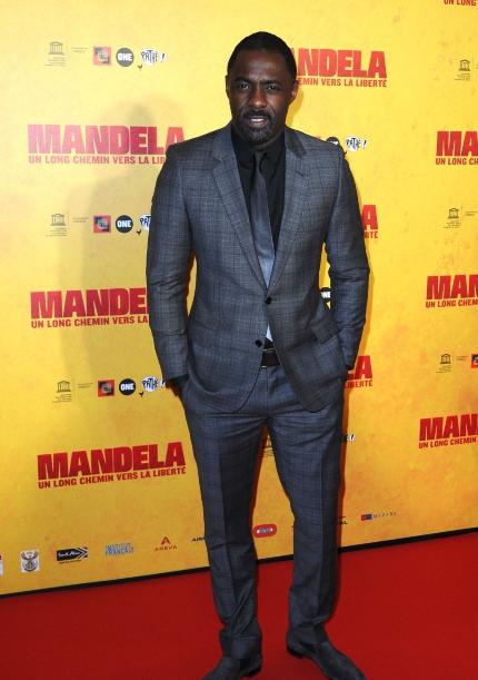 Idris Elba à l'avant-première Mandela à l'Unesco_Ladympeee.com