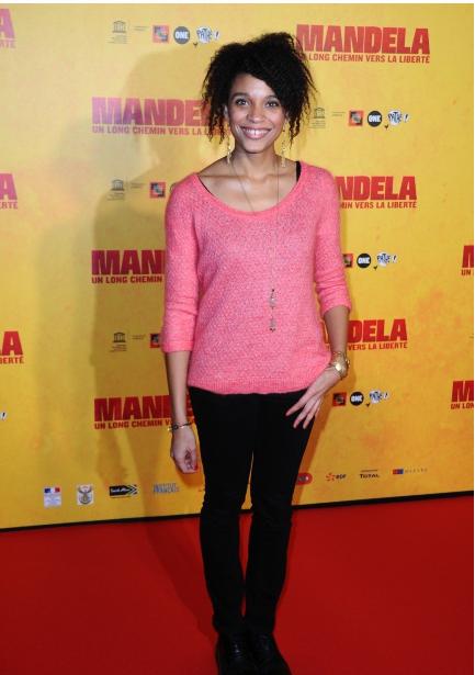 Stefi Celma à l'avant-première Mandela à l'Unesco_Ladympeee.com