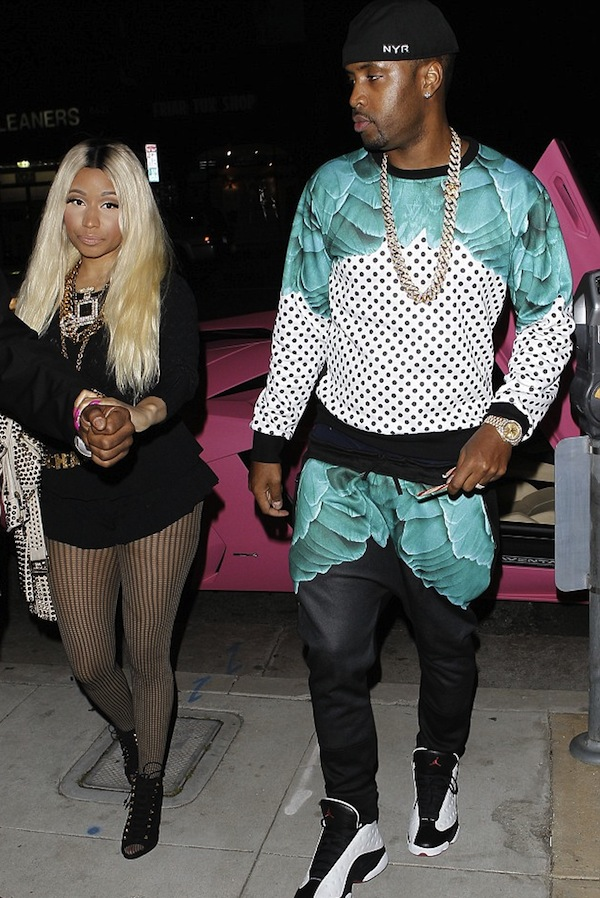 nicki-minaj-31st-birthday-safaree-samuel