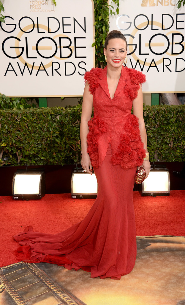 berenice-bejo-71st-annual-golden-globe-awards