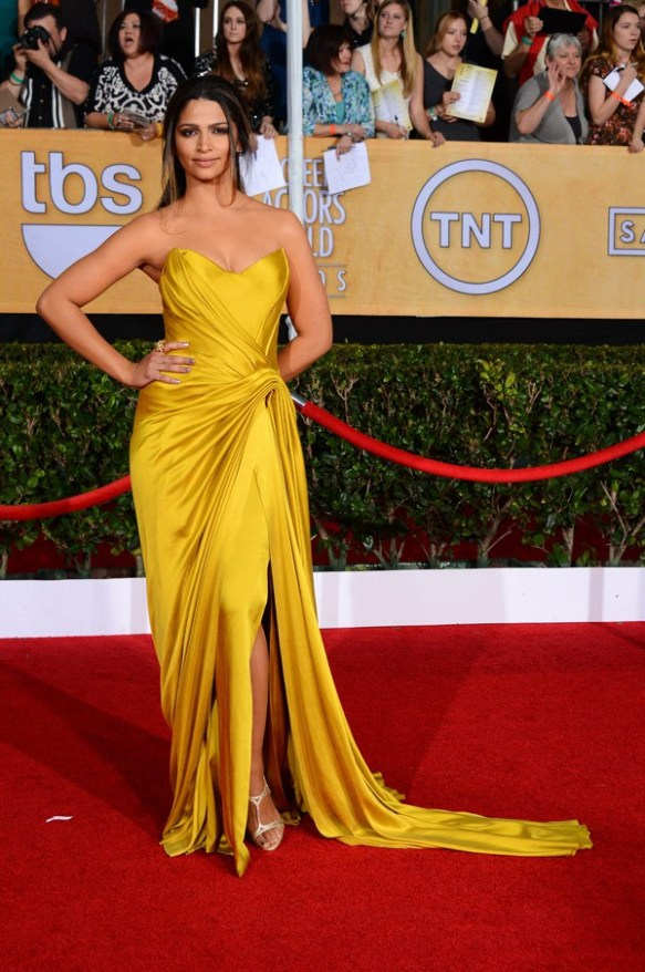 Camila-Alves-in-Donna-Karan-Atelier-SAG-Awards-20141