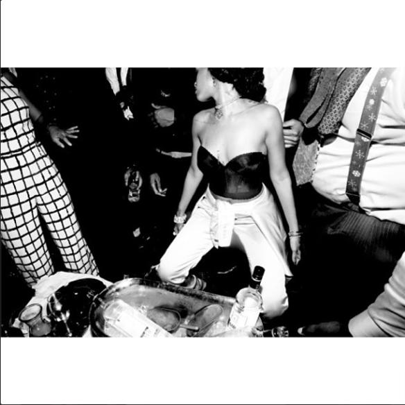 Rihanna NYE 8