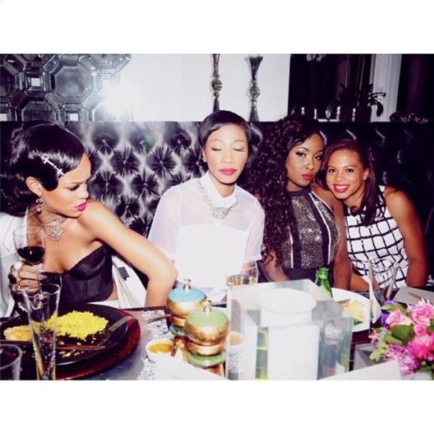 Rihanna NYE