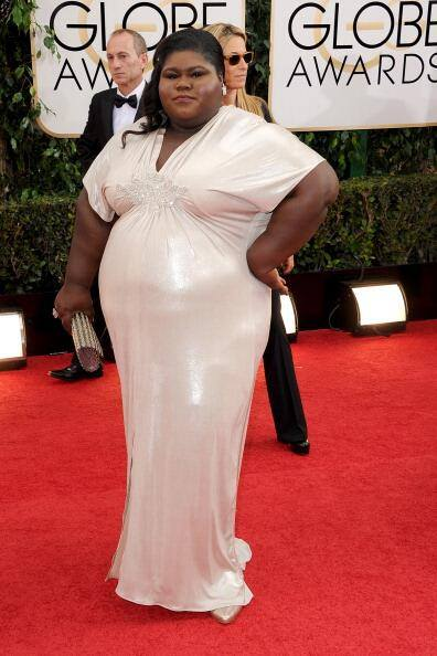Gabourne-Sidibe-Golden-Globes-NO-1