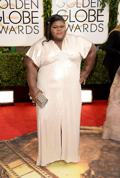 Gabourne-Sidibe-Golden-Globes-NO