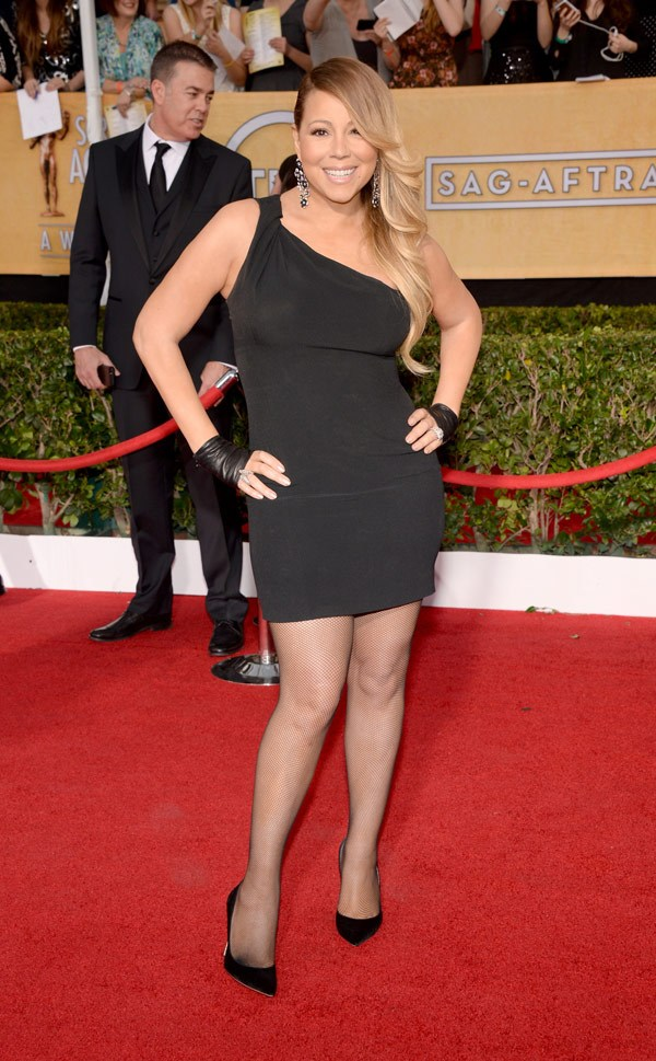 Mariah-Carey-SAG-Awards-2014