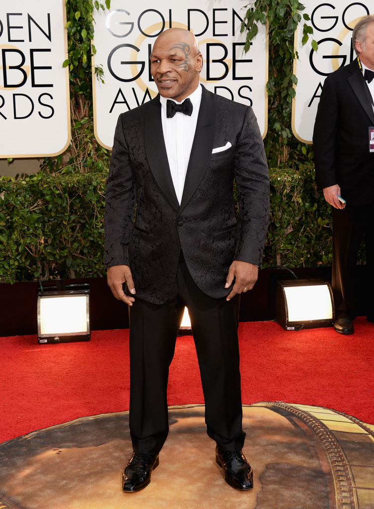 mike-tyson-71st-annual-golden-globe-awards