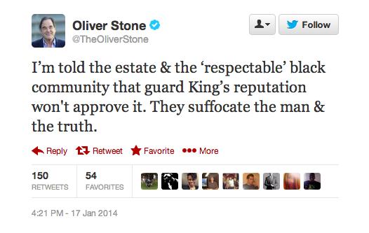 oliver-stone-mlk-biopic-echec-tweet-2
