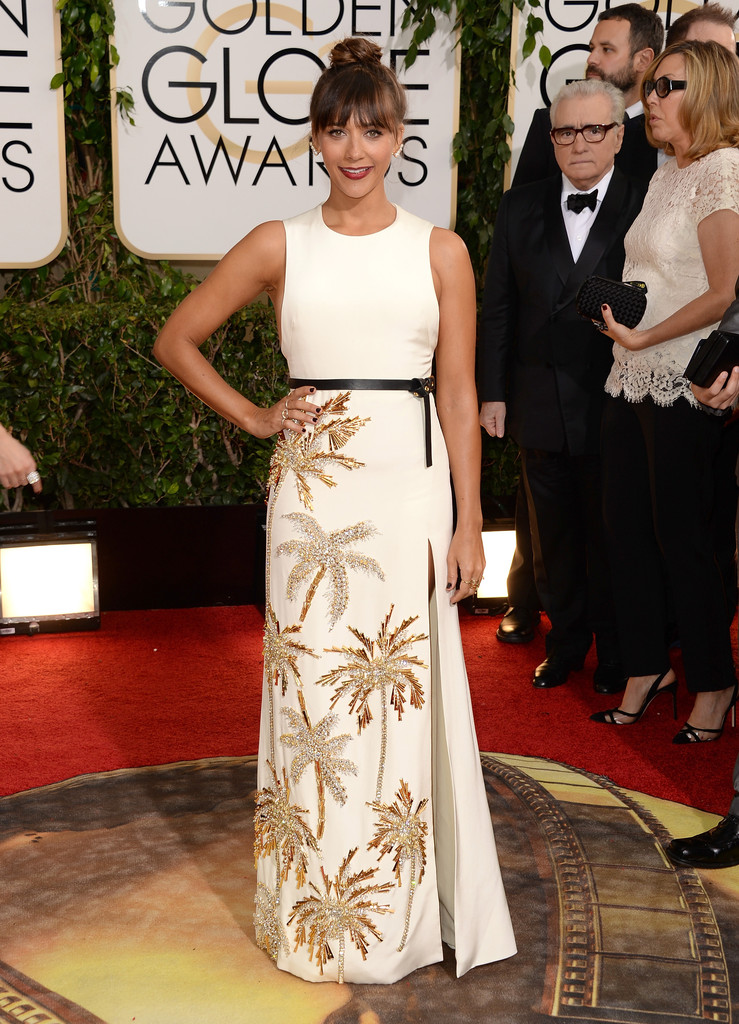 rashida-jones-Golden-Globes
