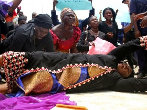 BringBackOurGirls-manifestation-nigeria