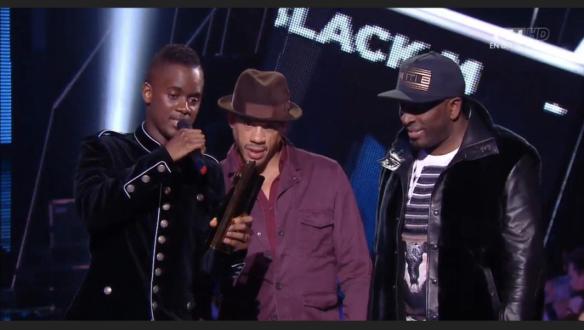 Clash Joey Starr, Black M, la Sexion d'Assaut après les NRJ Music Awards