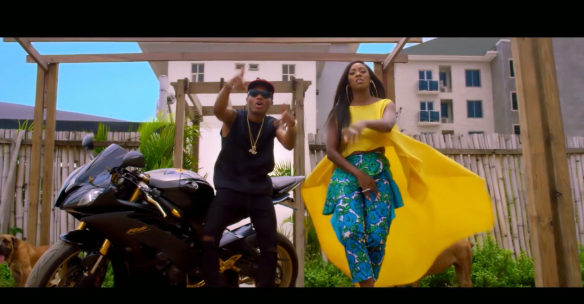 Tiwa Savage feat Wizkid - Bad